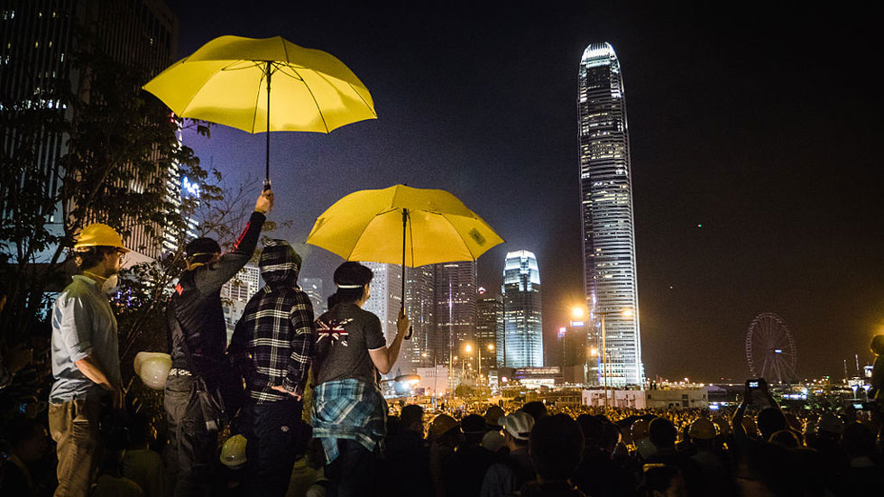 Hong-Kong-rivoluzione-ombrelli-2014